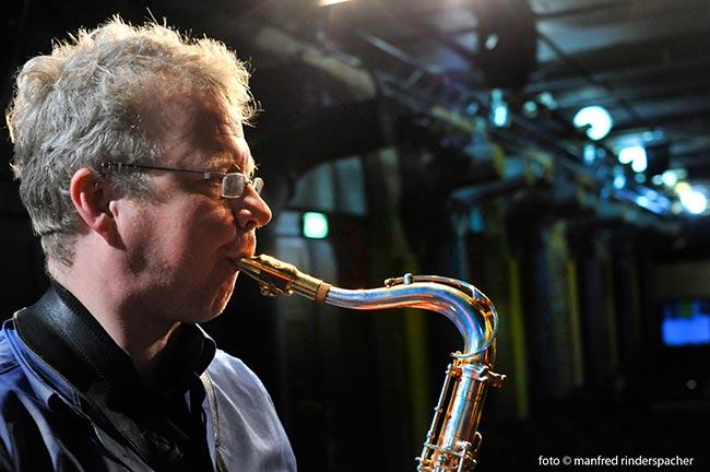 Claudius Falk - Neuer Deutscher Jazzpreis 2014
