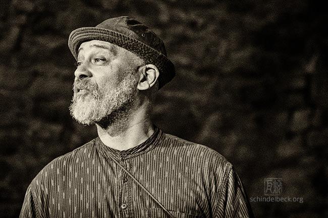 Cooper Moore - Photo: Frank Schindelbeck Jazzfotografie
