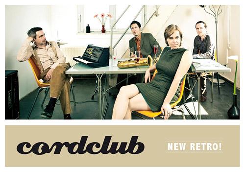 Cordclub - Die Band von Cordula Hamacher