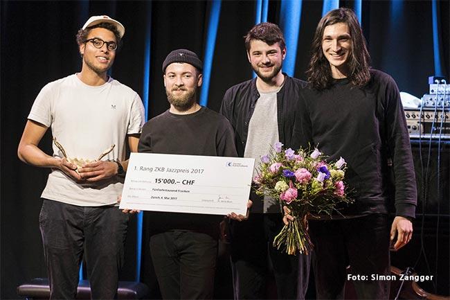 District Five - ZKB Preis Zürich