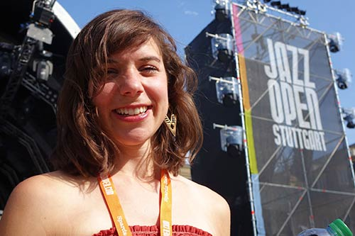 Julia Ehninger - Photo: Kumpf