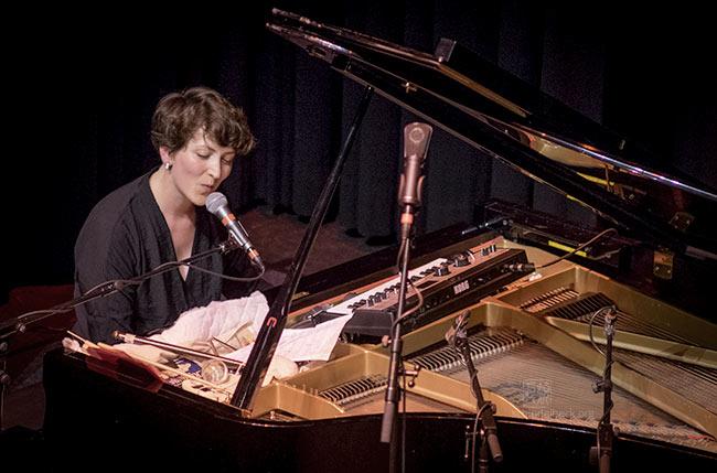 Eve Risser - Photo: Schindelbeck