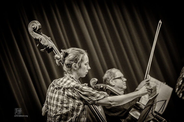 Maike Hilbig Chiffchaff Jazzclub Heidelberg 2015 - Photo Schindelbeck
