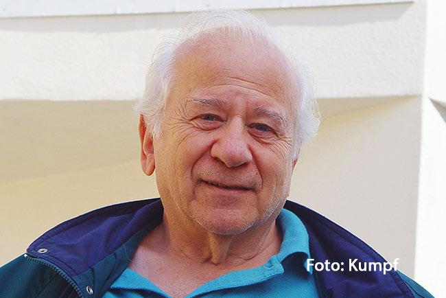 John Fischer - Foto: Kumpf