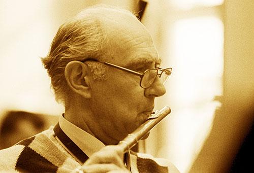 Herb Geller - Foto: Kumpf