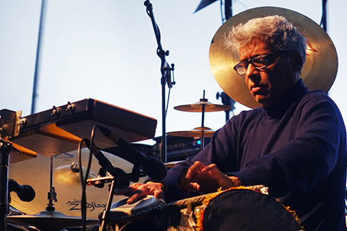 Trilok Gurtu - Photo: Kumpf