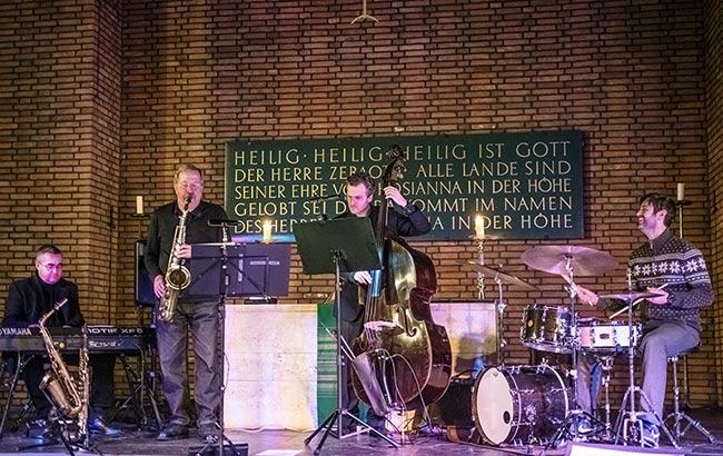 High Fly Quartett - Foto: Muempfer