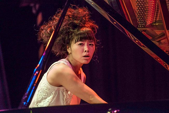 Hiromi  - Foto: Mümpfer