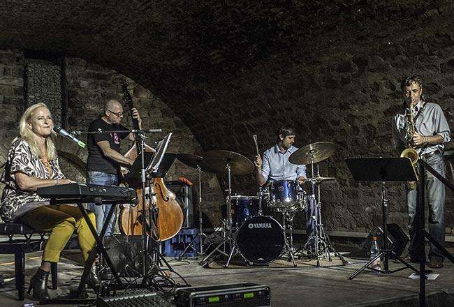 Hoevel Quartett - Foto: Mümpfer