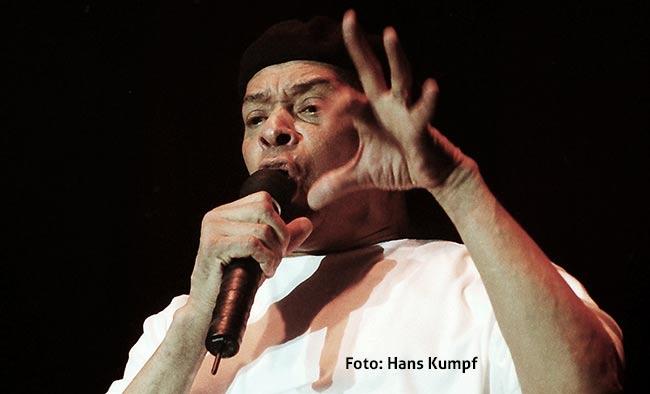 Al Jarreau - Foto: Hans Kumpf