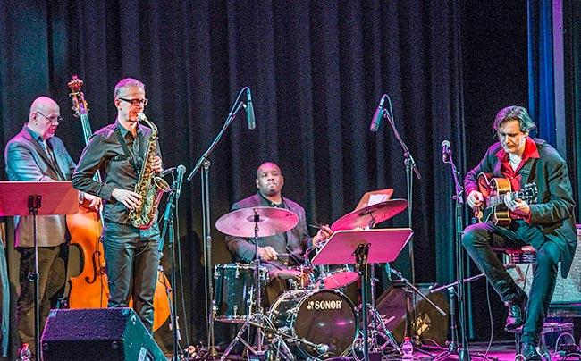 Uli Jünemann Quartett - Photo: Mümpfer