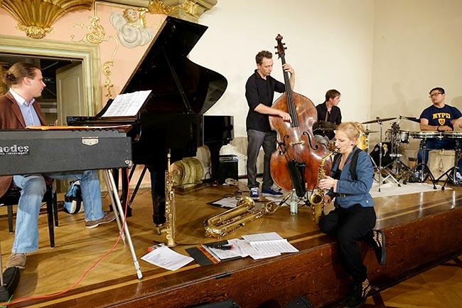 Alexandra Lehmler Quintett - Photo: Kumpf