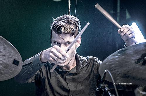 Christian Lillinger - Foto Schindelbeck