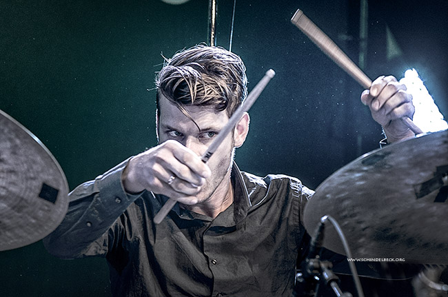 Christian Lillinger - Foto: Schindelbeck