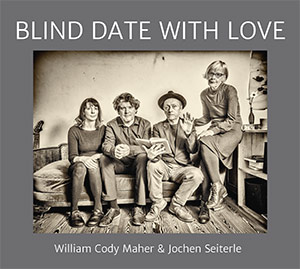 Maher Seiterle - Blind Date With Love - Cover
