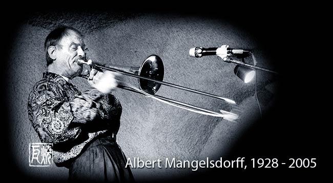 Albert Mangelsdorff - Photo Schindelbeck