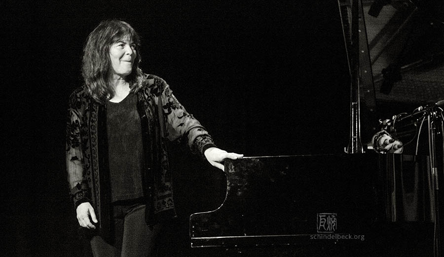 Marilyn Crispell - Photo: Frank Schindelbeck