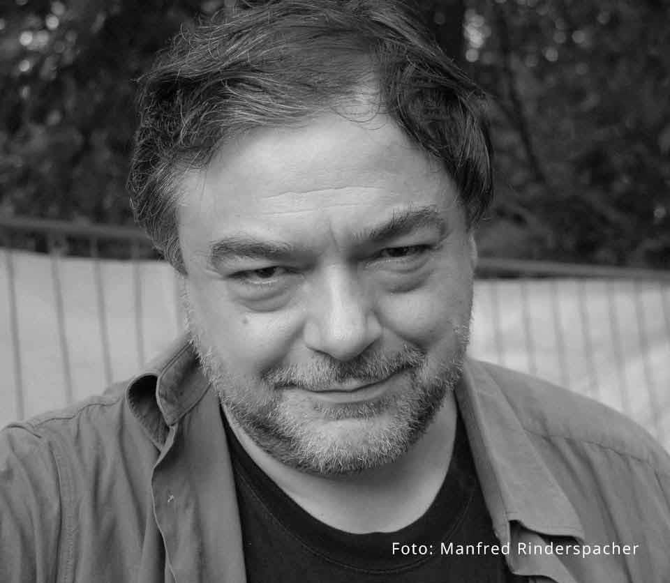 Matthias Spindler - Photo: Manfred Rinderspacher