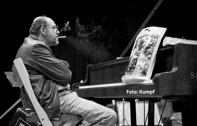 Misha Mengelberg - Foto: Kumpf