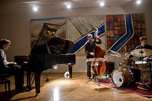 Pablo Held Trio 2013 - Foto: Mümpfer