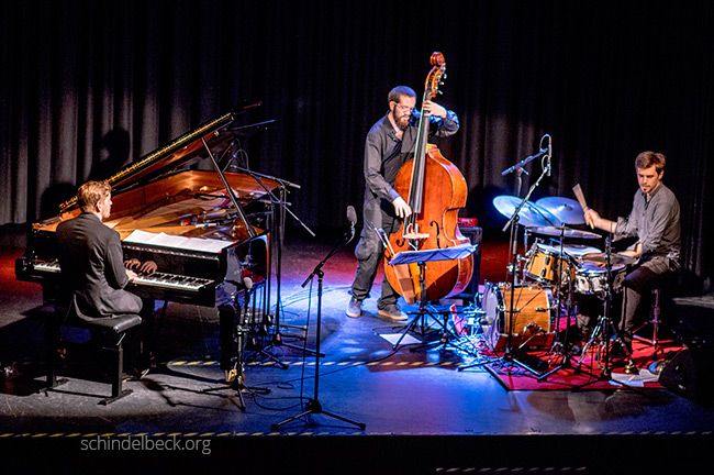 Pablo Held Trio - Photo: Schindelbeck