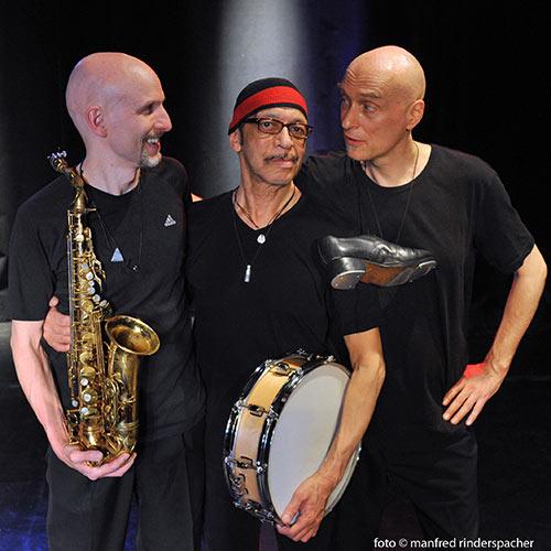Melody Rhythm & Tap - Photo: Manfred Rinderspacher