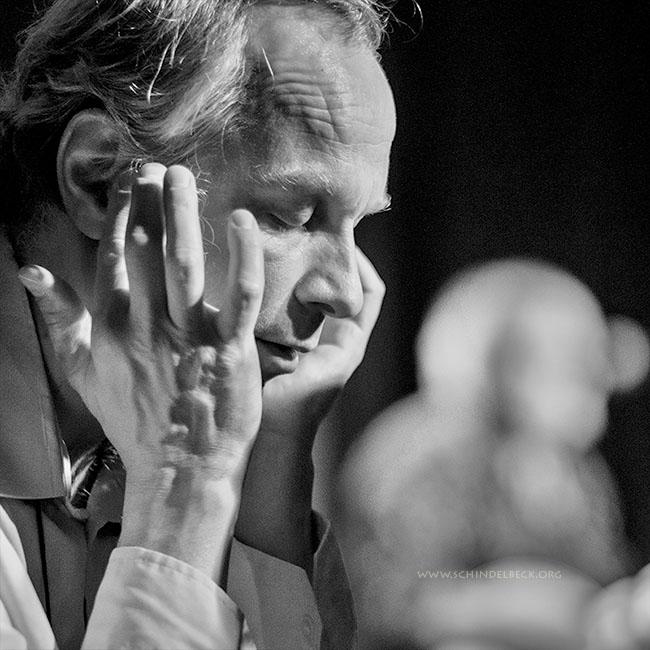 Rudi Mahall - Photo Schindelbeck