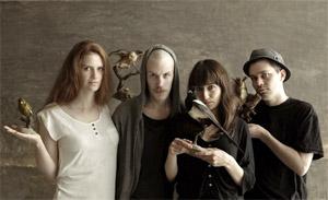 Schneeweiss und Rosenrot - Finalist Neuer Deutscher Jazzpreis 2012