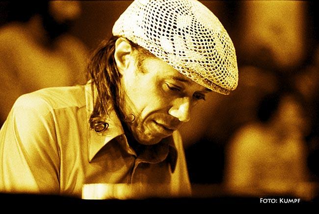 Horace Silver / Foto: Hans Kumpf