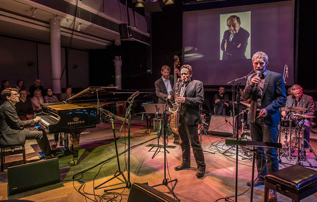 Sternal Trio und Peter Weniger - Foto: Mümpfer