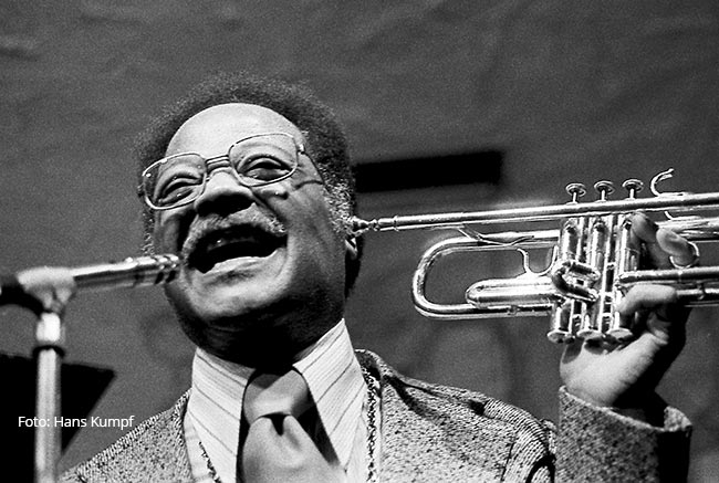 Clark Terry - Photo: Kumpf