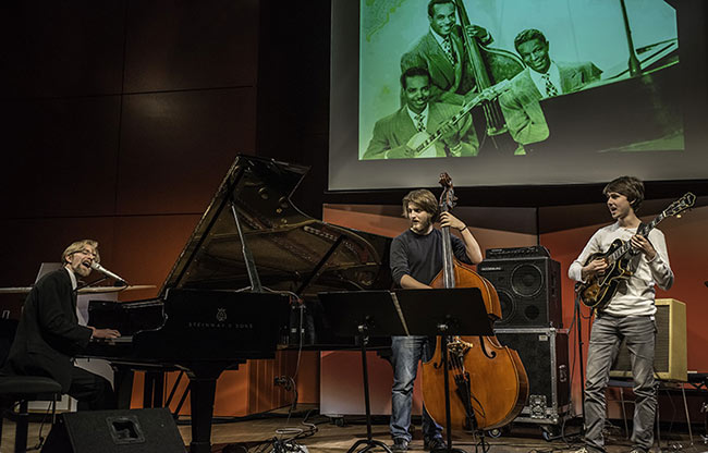 Art of the Trio - Photo: Mümpfer