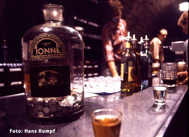 Dresden Tonne - Bar