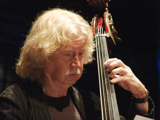 Eberhard Weber - Foto: Kumpf