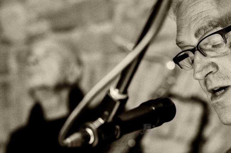 Rainer Wiezcorek - Heinz Sauer - Im Gegenlicht Jazzbuch