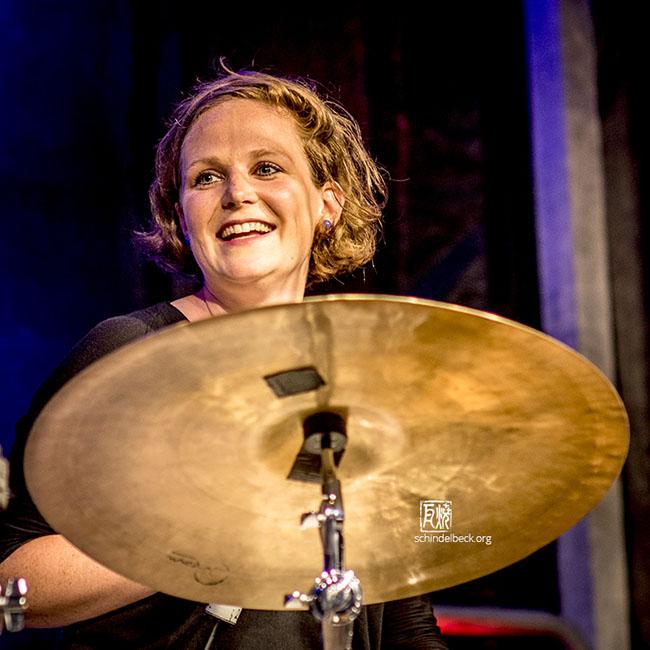 Eva Klesse - Foto: Frank Schindelbeck