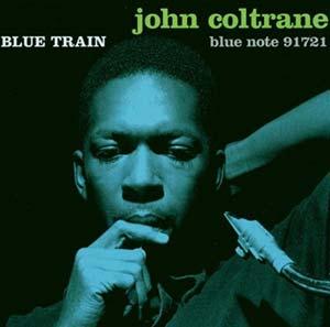 coltrane blue train