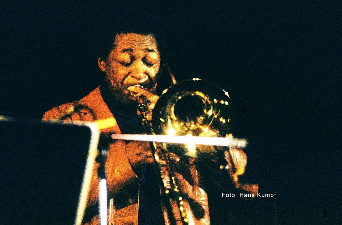 Curtis Fuller - Photo: Kumpf