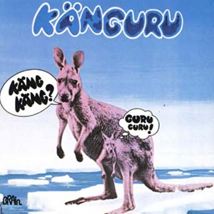 Guru Guru - Känguru Cover
