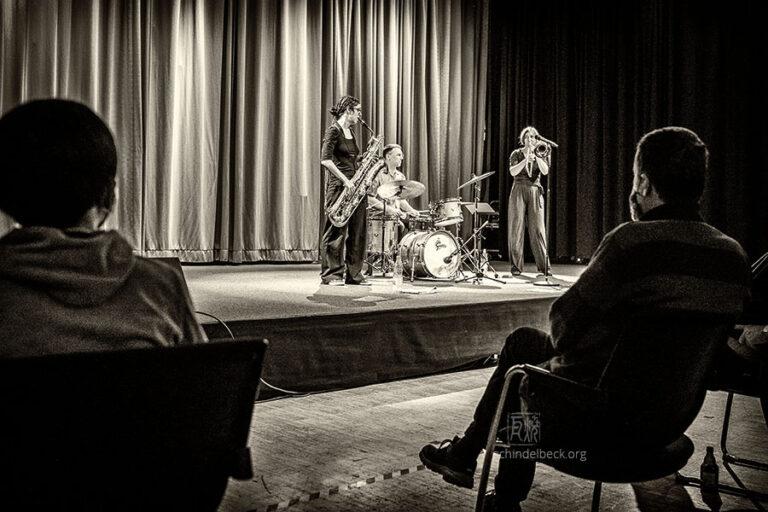 Insomnia Brass Band - Wiesbaden 2020 - Photo: Frank Schindelbeck