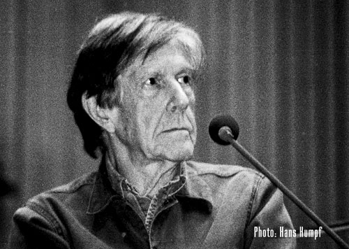 John Cage - Photo: Hans Kumpf