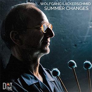 Wolfgang Lackerschmid - Summer Changes - Cover