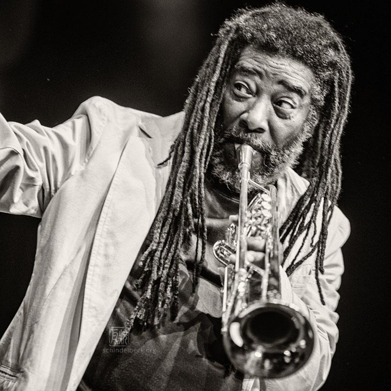 Wadada Leo Smith - Photo: Schindelbeck