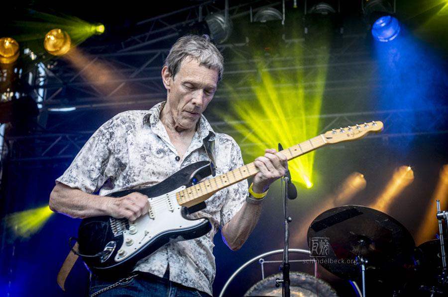 Peter Wolgbrandt (Kraan) - Photo: Schindelbeck