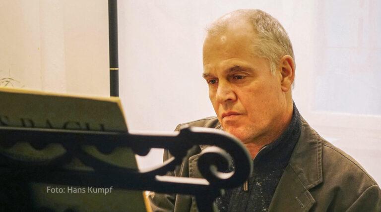 Christof Sänger - Photo: Hans Kumpf