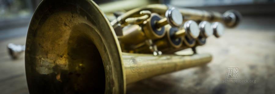 Trumpet / Trompete - Photo: Schindelbeck