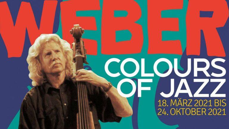 Eberhard Weber - Colours of Jazz Ausstellung Esslingen