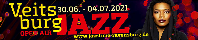 Jazztime Ravensburg Veitsburg Jazz 2021