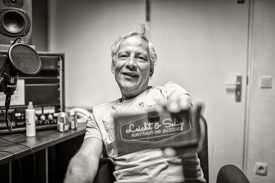 Phil Leicht - Photo: Schindelbeck
