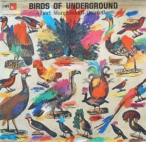 Mangelsdorff - Birds Of Underground Cover